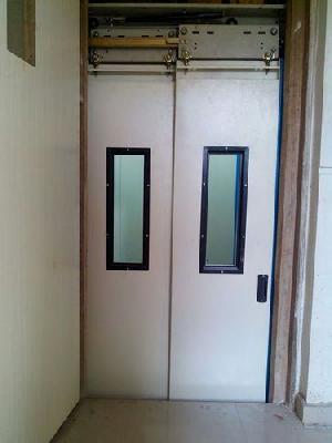 Mild Steel Swing Lift Door