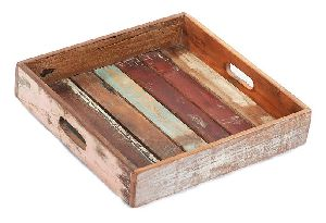 Reclaimed Wooden Crates