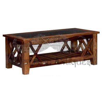Modern Wooden Centre Tables