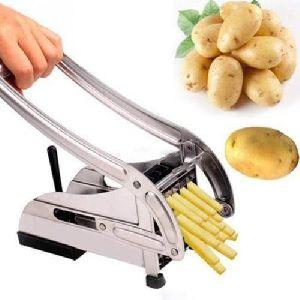 Potato Cutting Machine