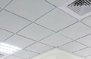 PVC Laminated Gypsum Tile