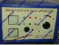 Ac High Voltage Break Down Tester