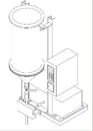 Jelly Dispenser Machine