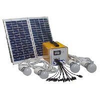 Greenon Solar Home Lighting System
