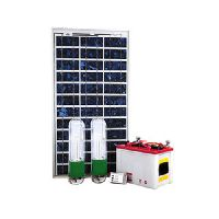 Power Solar Home Lighting System