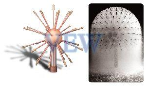 Dandelion Fountain Nozzle