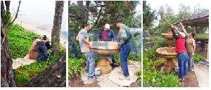 Fountain Installation And Maintenance Services