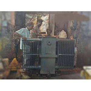 Distribution Transformer Repairing Services
