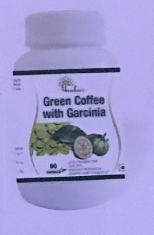 Darohar Green Coffee With Garcinia