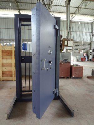 Strong room doors manufacturers suppliers exporters for Home door manufacturers