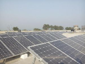Solar Power Plant Installation & Commissioning Services