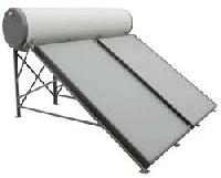 Flat Plate Solar Water Heater System