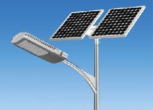 Advanced Solar Street Light