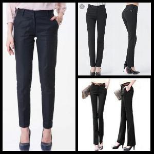 Ladies Cotton Rayon Formal Pants