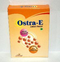 Ostra-E Lemon Flavored Drink