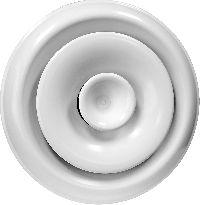 Round ceiling diffuser