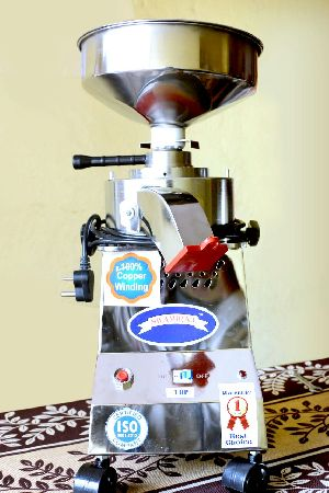 Domestic Flour Mill Machine