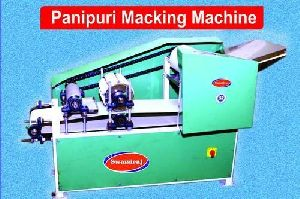 Pani Puri Making Machine Manufacturers Suppliers