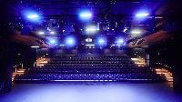 Automated Stage Lighting Installation