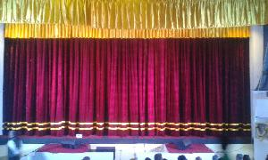 Automatic Horizontal Stage Curtain
