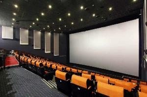 Cinema Interior Designing & Decor