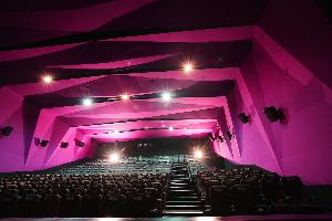 Cinema Interior Designing services