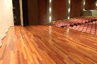Stage Wooden Flooring Services