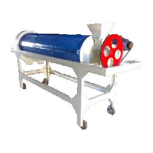Indented Cylinder Seed Grader