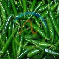 Fresh Green Chilli