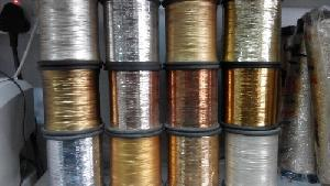 Metallic Zari Threads