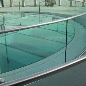 Toughened Glass Panel