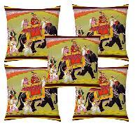 Ethnic Print Cushion Cover