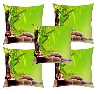 Nature Print Cushion Cover