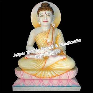 Marble Gautam Buddha Statues