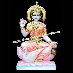 Marble Gayatri Mata Statues