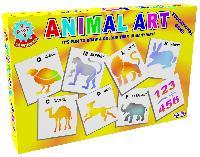 Animal Art Sr Creative Educational Preschool Game