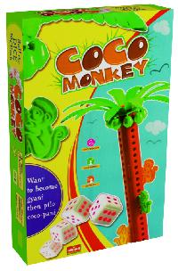 Coco Monkey Action Educational Preschool Game