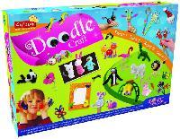 Doodle Craft Decorative Creative Diy Art And Craft Kit