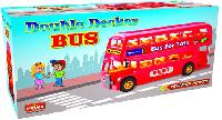 Double Decker Bus Preschool Educational Learning Kids Toy Toy