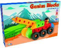 Genius Blocks Educational Toy Building Blocks