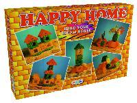 Happy Home Sr Construction Building Blocks Kids Toys