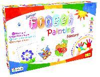 Jr Finger Painting Creative Educational Preschool Game