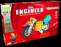 Little Engineer - Dhoom Bike Educational Learning Preschool..
