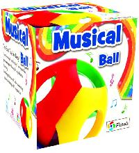 Musical Ball Preschool Educational Learning Toy