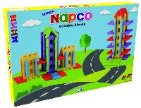 Napco Sr Building Blocks Construction Set