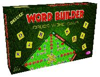 Word Builder Educational Intellectual Brainy Puzzle