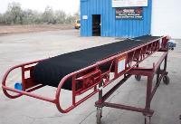 Heavy Duty Dry Aggregate Conveyor