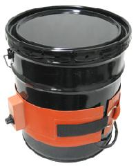 Conrad Silicon Rubber Drum Heaters