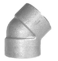 FORGED STEEL 45 DEGREE ELBOW - 3000