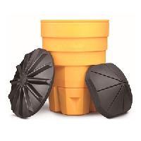 CrashGard Sand Barrel w/Lid & Insert